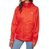 North Face Lowland Womens Jacket - Fire Brick Red