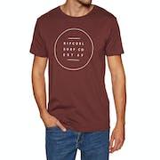 Rip Curl Round Under Short Sleeve T-Shirt