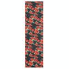 Skateboard Griptape Grizzly Luan Floral - Red
