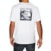 North Face Red Box Celebration T-Shirt Korte Mouwen - TNF White Urban Navy