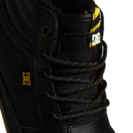 DC Evan Hi Winter Boys Shoes