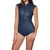Billabong Captain 1mm 2019 Sleeveless Dames Wetsuit - Blue Swell