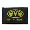 Animal Vexed Wallet - Black