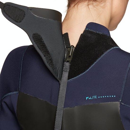 Roxy Syncro Series 5/4mm Back Zip Ladies Wetsuit