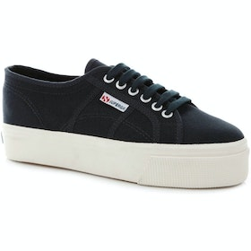 Superga 2790 Acot Womens Shoes - Navy