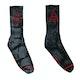 Huf Spot Dye TT Crew Socks