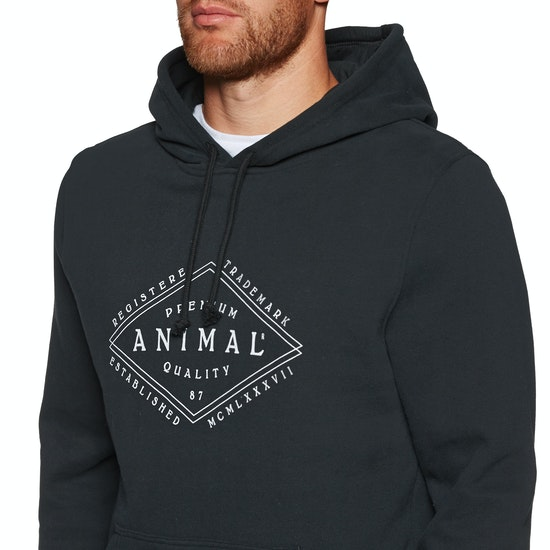 Pullover à Capuche Animal Breeze