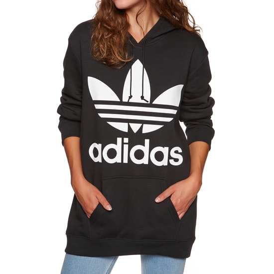 Adidas Originals BF TRF Womens プルオーバーパーカー
