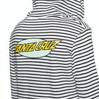 Santa Cruz Oval Dot Ladies Pullover Hoody