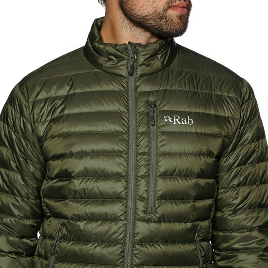 5b7ee8c5b Rab Microlight Down Jacket - Free Delivery options on All Orders ...