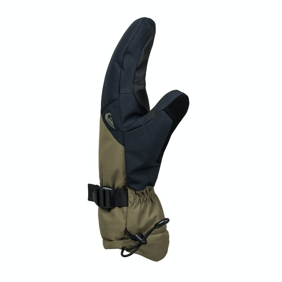 Quiksilver Mens Mission Snow Gloves