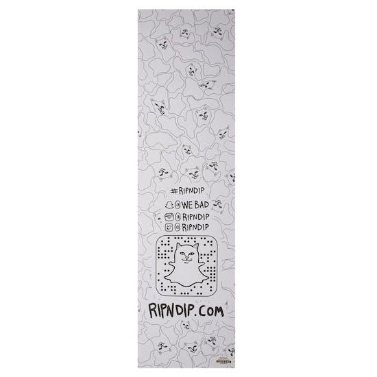 Rip N Dip Nerm Crowd Skateboard Griptape