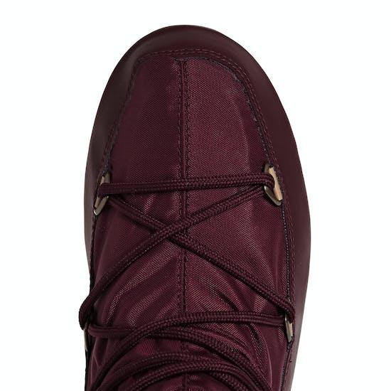Moon Boot Monaco Felt Womens Boots