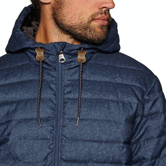 Quiksilver Mens Scaly Wool Hood Jacket