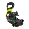 Bent Metal Transfer Snowboard Bindings - Green