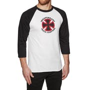 Independent Stage Baseball Top Long Sleeve T-Shirt