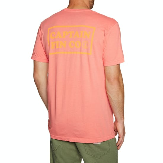 Captain Fin New Wave Ii Pr Short Sleeve T-Shirt