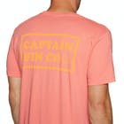 Captain Fin New Wave Ii Pr Short Sleeve T-Shirt