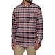 Vissla Central Coast Flannel-nvy Shirt