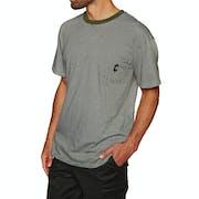 Chrystie Stripe Pocket Short Sleeve T-Shirt