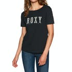 Roxy Red Sunset SS Ladies Short Sleeve T-Shirt