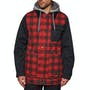 Bitters Heather Buffalo Plaid/true Black