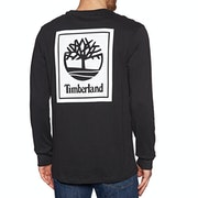 Timberland Stack Logo Long Sleeve T-Shirt