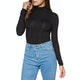 Amuse Society Ring My Bell Knit Womens Bodysuit