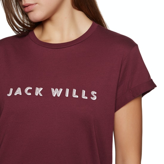 Jack Wills Howell Boyfriend Short Sleeve T-Shirt