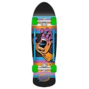 Santa Cruz Screaming Hand Neon Age 31.88 Inch Cruiser