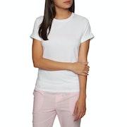 Calvin Klein Cotton Coord Crew Neck Kurzarm-T-Shirt