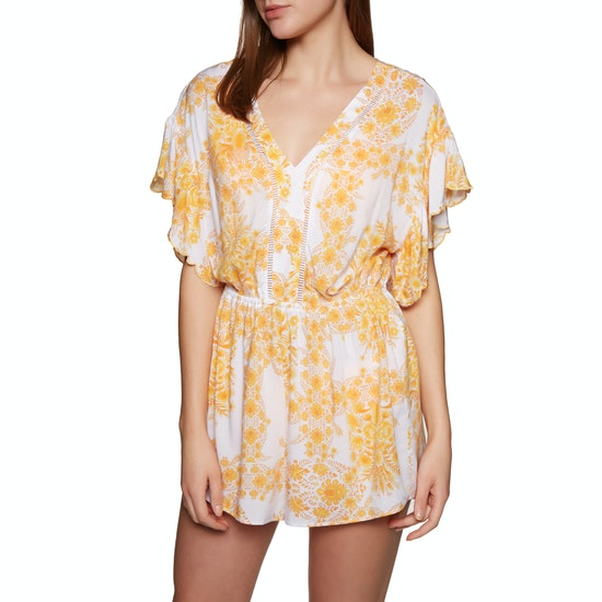 Playsuit Seafolly Wallpaper Floral