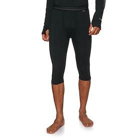 Burton Midweight Shant Base Layer Leggings - True Black
