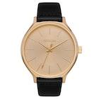 Nixon Clique Leather Ladies Watch