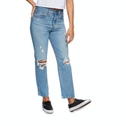 Levi's 501 Crop Ladies Jeans