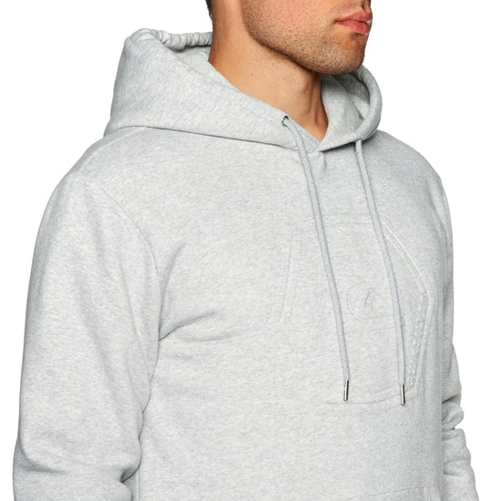 Quiksilver Swell Emboss Mens Pullover Hoody