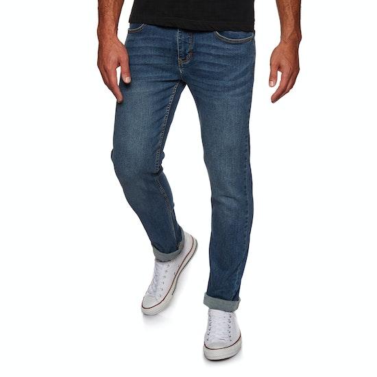 Rip Curl Slim Tidal Blue Jeans