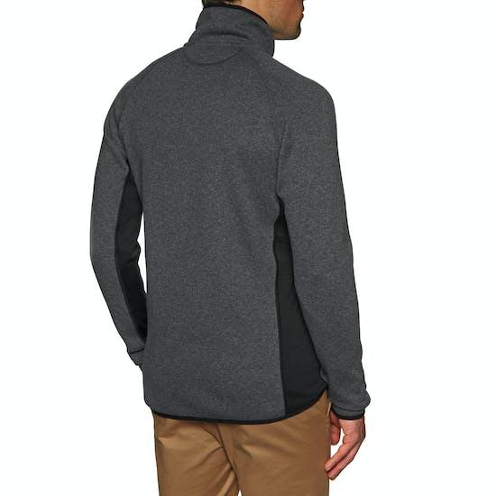 Patagonia Performance Better Sweater Quarter Zip Fleece