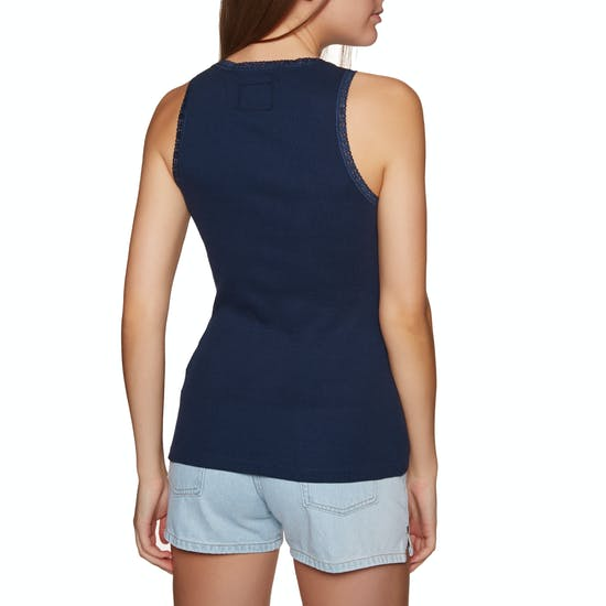 Superdry Emily Rib Loungewear Dames Tank Vest