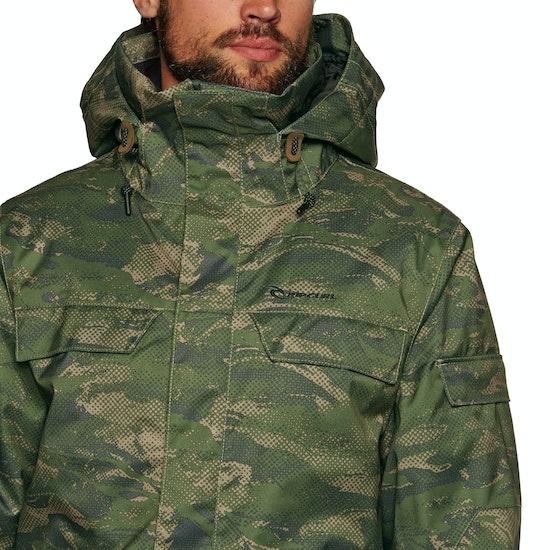 Rip Curl Pow Pow Ptd Snow Jacket
