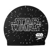 Speedo Junior Slogan Star Wars Boys Swim Hat