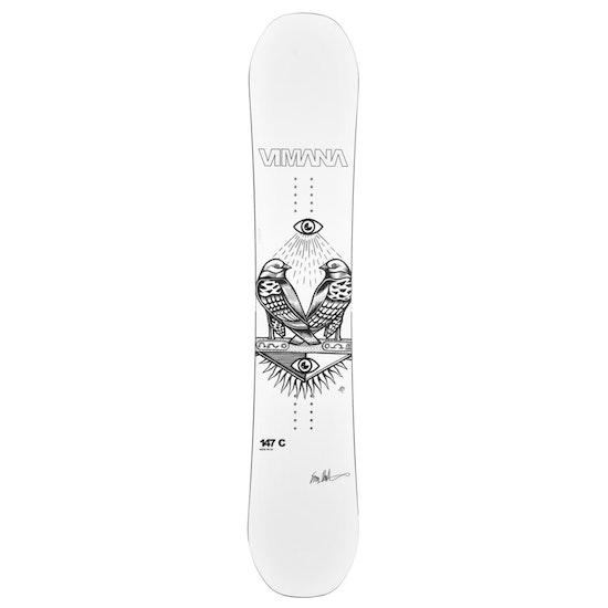 Vimana Ennitime Twin Womens Snowboard