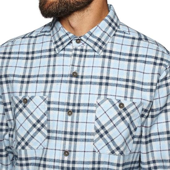 Vissla Cliffside Flannel Shirt