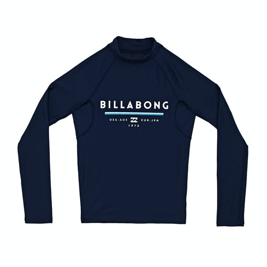 Billabong Unity LS Kids Rash Vest