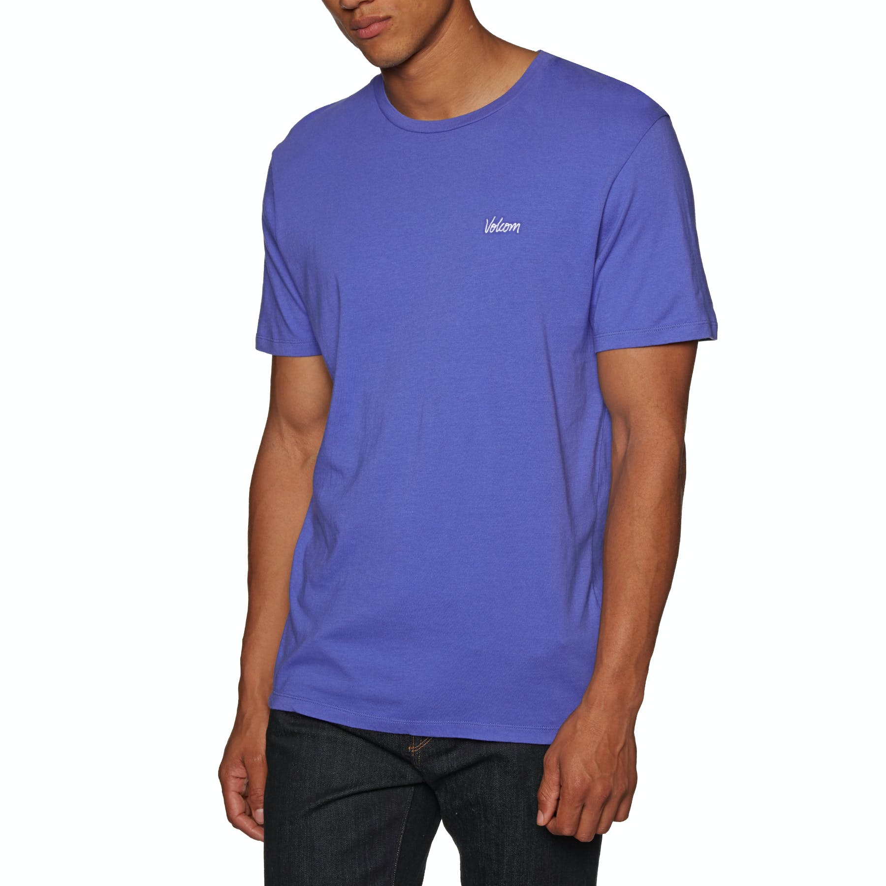baskets pour pas cher 0946a 791c4 Volcom Impression Short Sleeve T-Shirt - Free Delivery options on All  Orders from Surfdome UK
