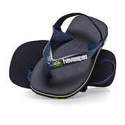 Havaianas Baby Brasil Logo II Kinderen Sandalen