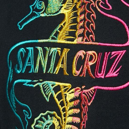 Santa Cruz Seahorse Crew Womens Sweater