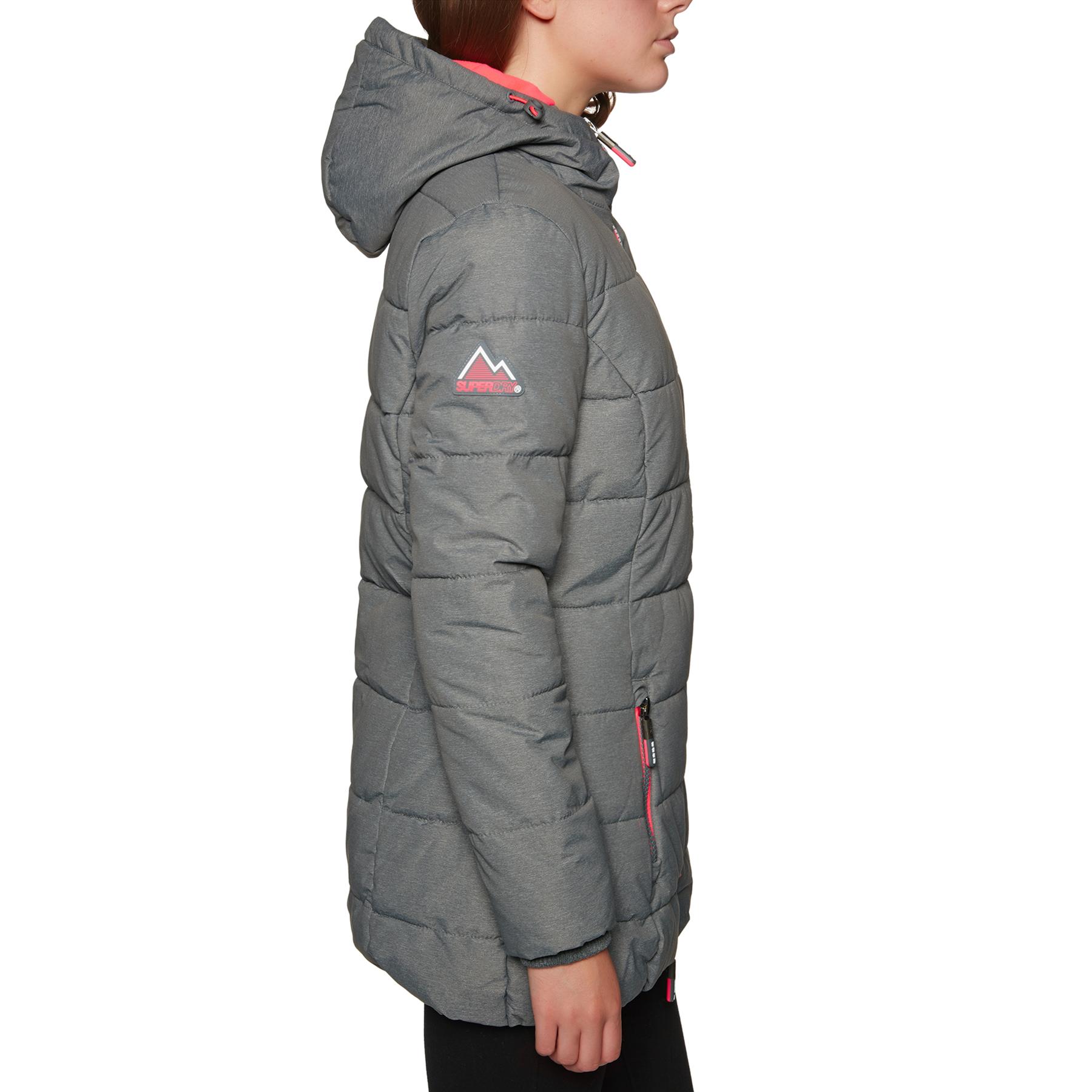 Superdry Sports Puffer Tall Womens Jacket pqSMULGzV