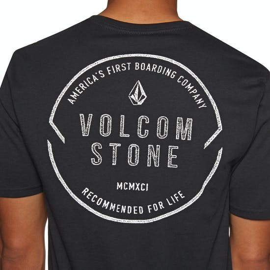 T-Shirt a Manica Corta Volcom Chop Around