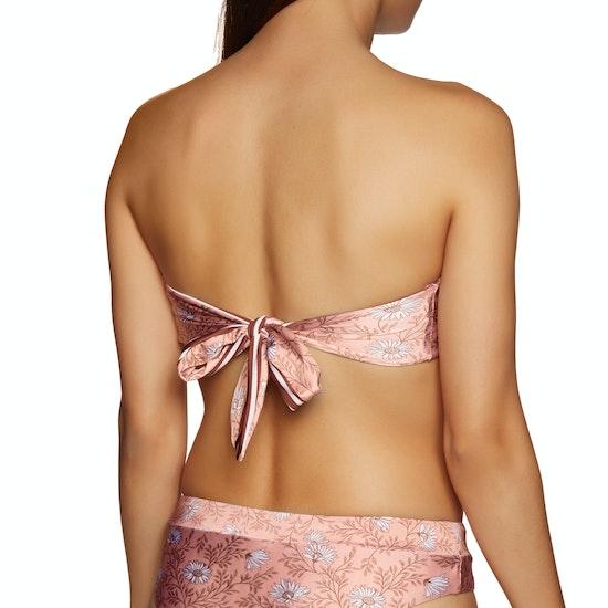 Haut de maillot de bain The Hidden Way Clair Tie Back